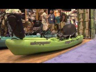 ICAST 2015 - Jackson Kayak Skipper