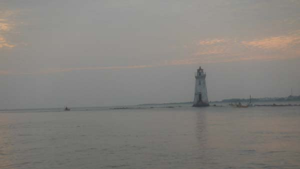 Light House IFA Kayak Fishing Tour