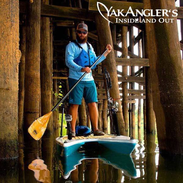 YakAngler's Inside And Out Kayak Fishing Show