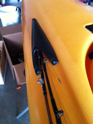 hobie horizontal rod holder tip