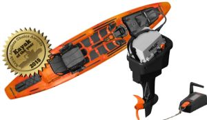 Wilderness Systems Kayaks Officially Hands Free