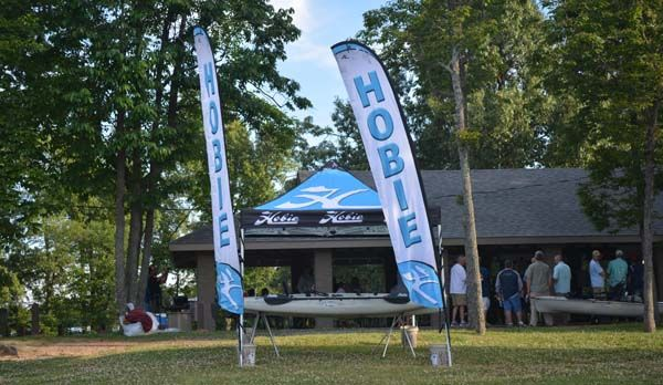 Hobie Bass Open Results