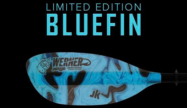 Blue Fin Limited Edition Paddle