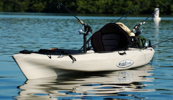 Kayak Rigging Options