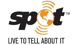 The new SPOT GPS locater/messenger