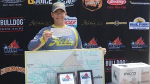 Lessard Wins IFA Kayak Fishing Tour Event at Orange, Texas