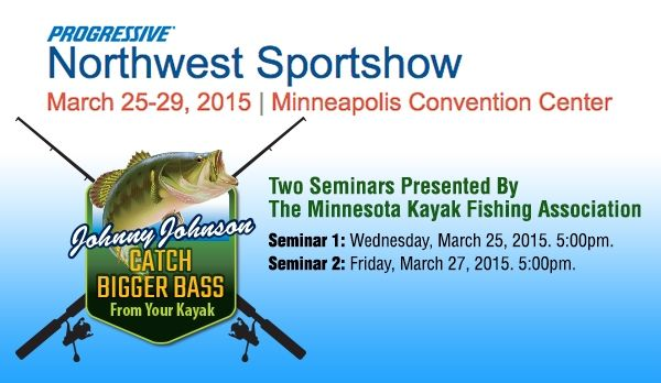MNKFA Seminars at the Northwest Sportshow