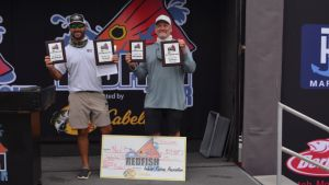 More than $29,000 Won By Anglers At IFA Redfish Tour Event At Beaufort, South Carolina