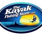 the kayak fishing store logo