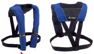 "Onyx ""A/M 24"" Inflatable Life Jacket"