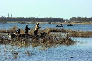 Emiquon Preserve Lake Access