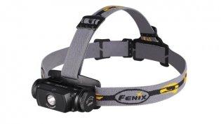 "Fenix ""HL55"" high-intensity waterproof headlamp"