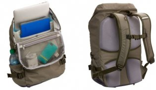 STMs Drifter laptop backpack