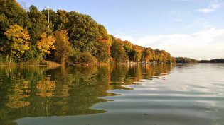 Lower Nemahbin Lake