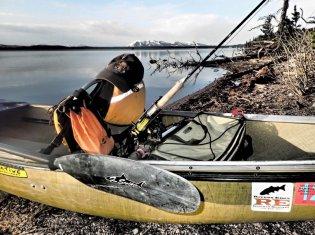 Yellowstone Lake Fishing Access