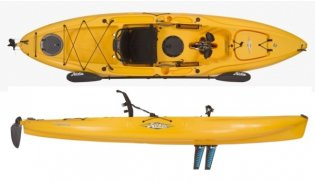 2015 Hobie Outback Fishing Kayak