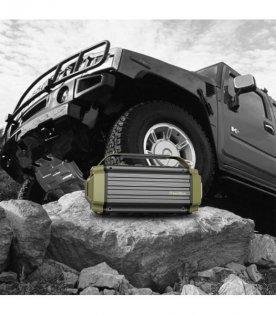 "DreamWave ""Tremor"" portable Bluetooth speaker"