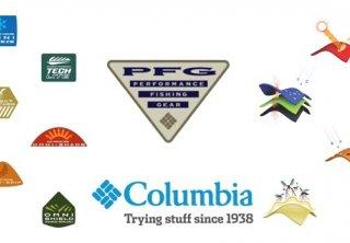 "Columbia ""Performance Fishing Gear"" (PFG)"