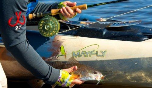 "Jackson Kayak ""Mayfly"""