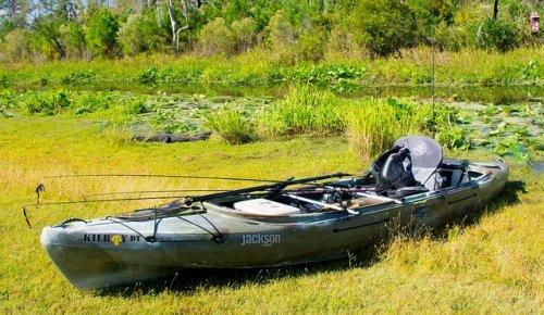 """Jackson Kayak """"Kilroy DT"""""""